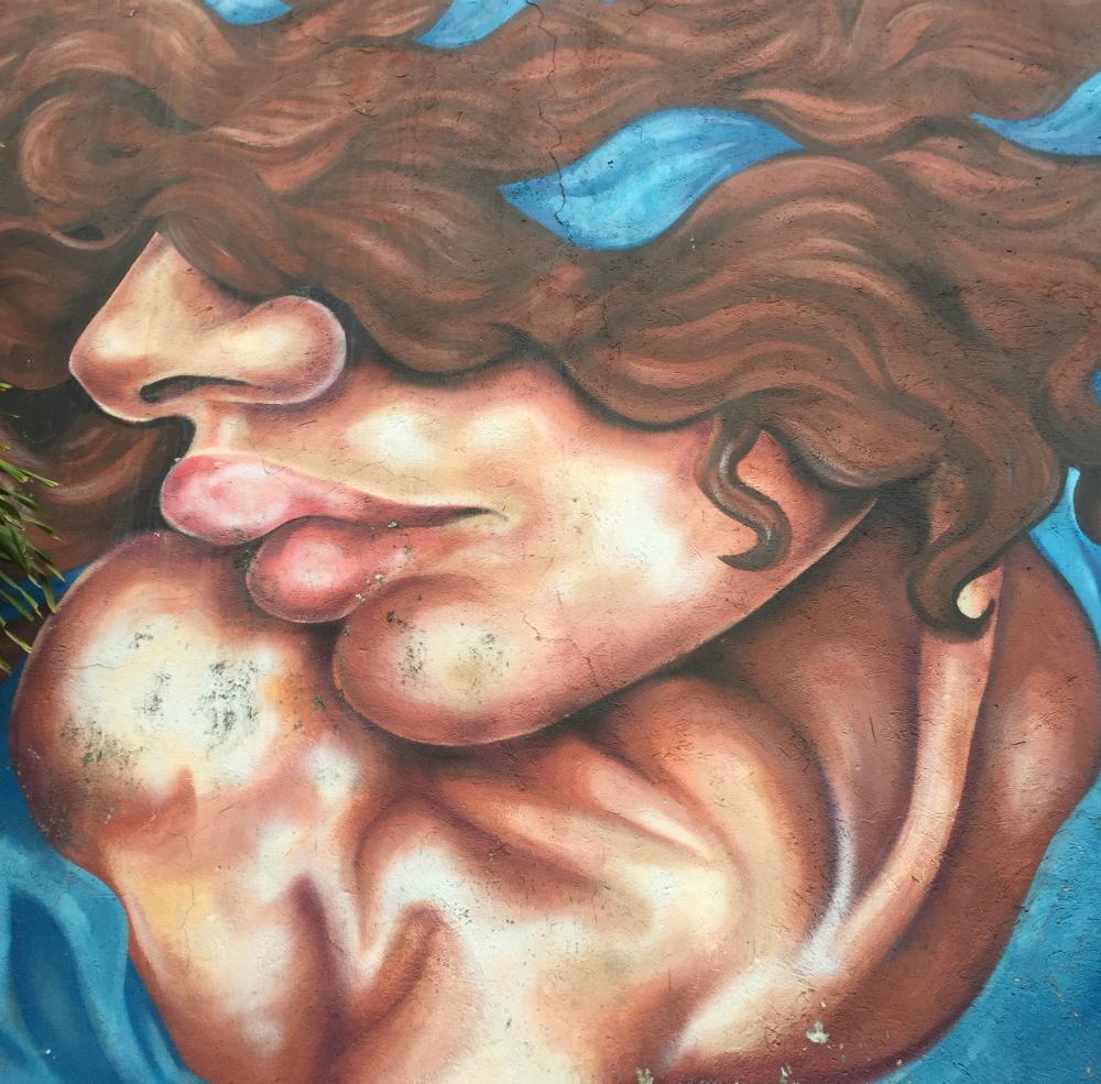 Street art Medellín