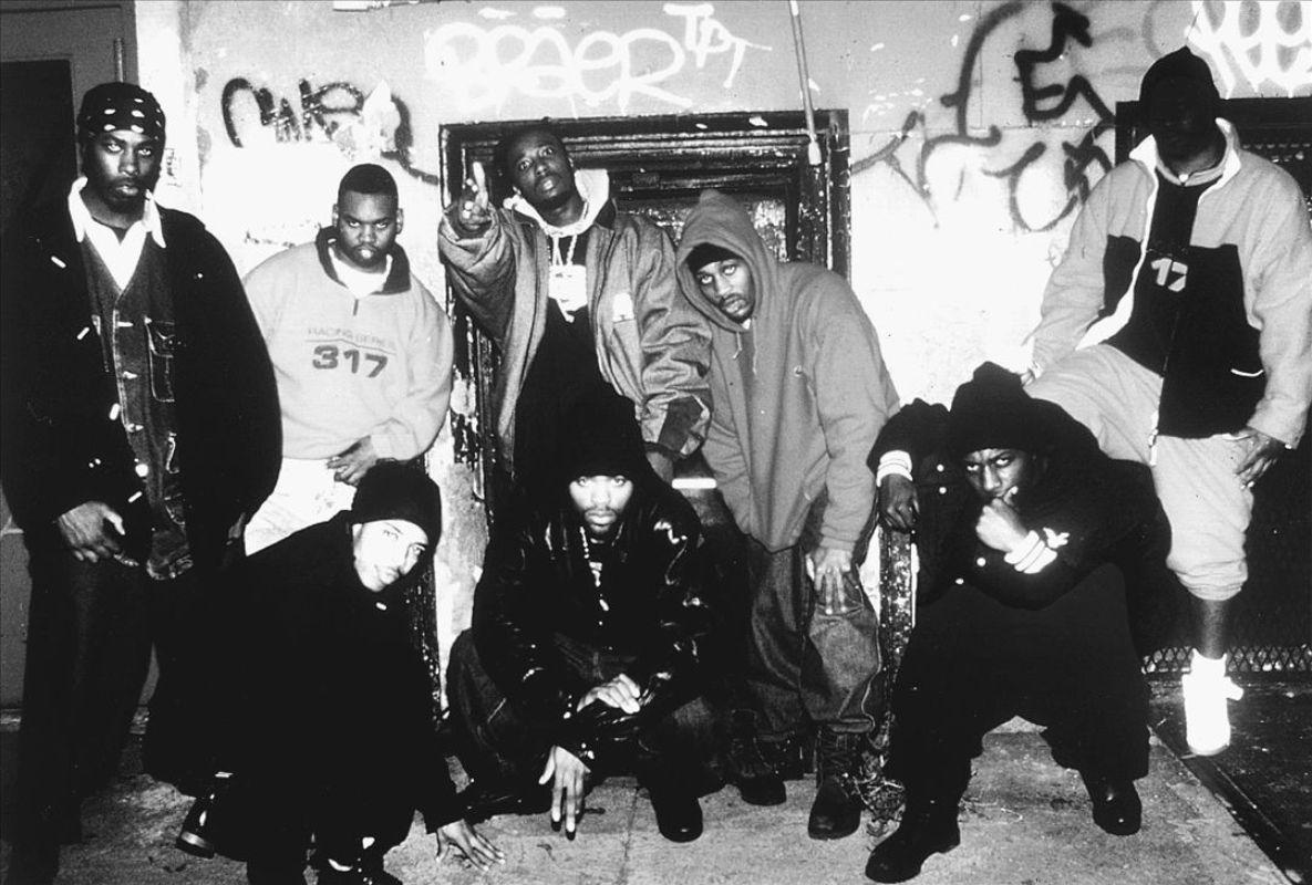 wu tang klan 90s hip hop