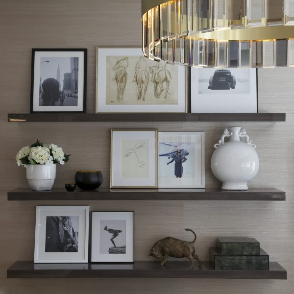 how to style bookshelf bookcase guide interiors Taylor Howes