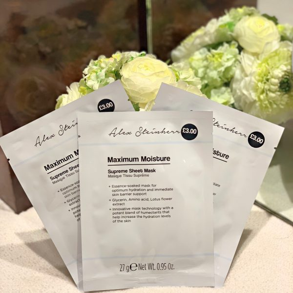 Review – Alex Steinherr for Primark Maximum Moisture Supreme Sheet Mask